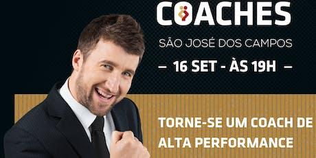 Encontro de Coaches ingressos