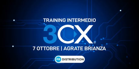 Training Intermedio 3CX - Agrate Brianza biglietti