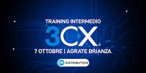 Training Intermedio 3CX - Agrate Brianza