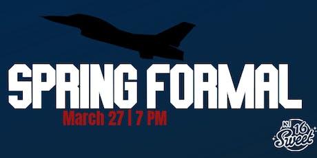 SGA Spring Formal on the USS Yorktown tickets