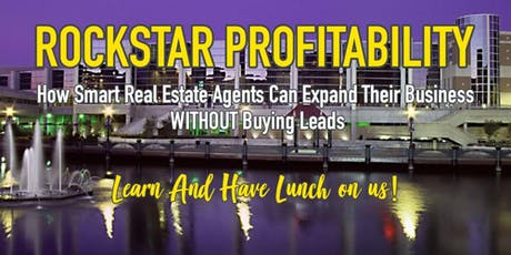 ROCKSTAR PROFITABILITY - See How To Grow Your Business Without Buying Leads tickets