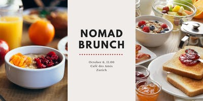 Digital Nomad brunch in Zurich