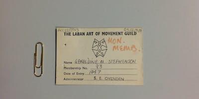 Geraldine Stephenson Archive Launch