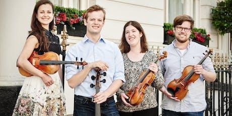 RBC YCAT at the Conservatoire: The Castalian Quartet tickets