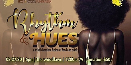 Rhythm & Hues--a tribal chocolate fusion of food & drink tickets