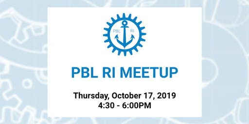 PBL RI Autumn Meetup