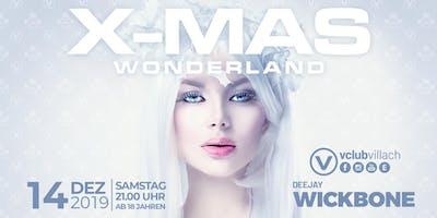 X-MAS Wonderland presented by DJ Wickbone
