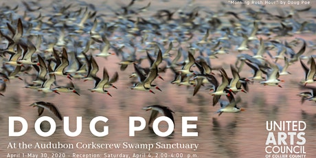 Opening Reception for Doug Poe: Exhibit at the Audubon tickets
