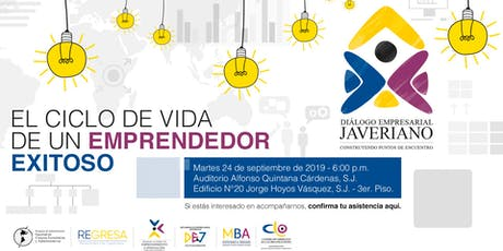 Diálogo Empresarial Javeriano - Construyendo Puntos de Encuentro boletos