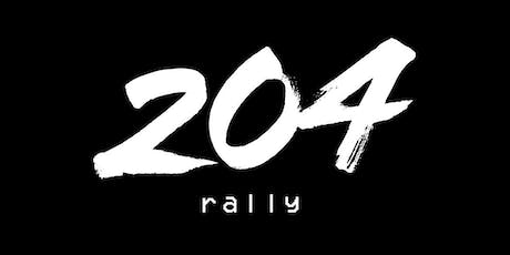 204 Rally tickets