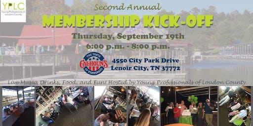 YPLC Second Annual Membership Kick-Off
