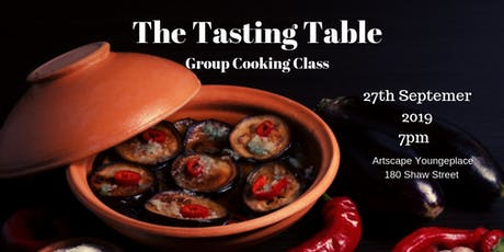 The Tasting Table tickets