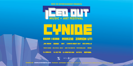 Iced Out Music & Arts Fest - Presented by New Ice Entertainment tickets