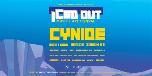 Iced Out Music & Arts Fest - Presented by New Ice Entertainment