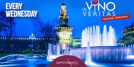 In Vino Veritas - Opening Season! biglietti