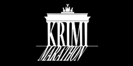"10. Krimimarathon - Mick Herron ""Dead Lions"" Tickets"