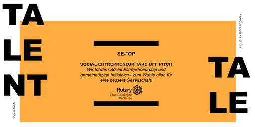 SE-TOP Pitch Day