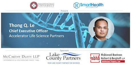 Going Big or Small: Strategies for Venture Backed Biotech Startups tickets