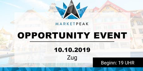 OPPORTUNITY EVENT | MarketPeak Tickets