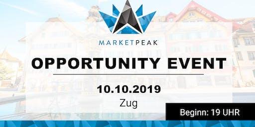 OPPORTUNITY EVENT | MarketPeak