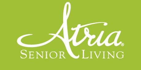Job Fair - Atria Evergreen Woods tickets