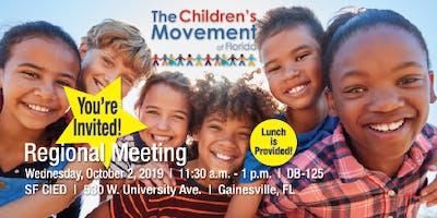 Children's Movement Regional Board Meeting