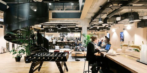 WeWork 1 Mark Square - Building Tour & Complimentary Trial
