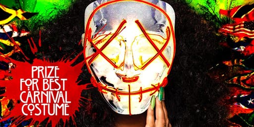 Sunday Oct. 27th Hallow-Fete @ Hudson Terrace • the Ultimate Halloween Flag Fest • No Cover before 6 PM with RSVP