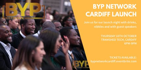 BYP Network Cardiff Launch tickets