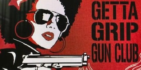 Girls Getta Grip Gun Club 1st Basic Firearms Training Day