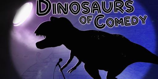 """The Dinosaurs of Comedy"""