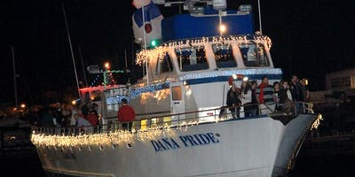 Dana Point Christmas Boat Parade of Lights