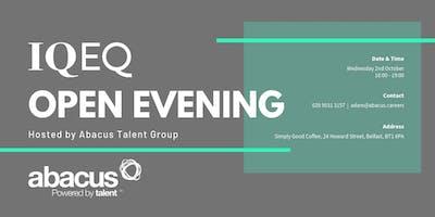 Abacus Careers present IQEQ Open Evening