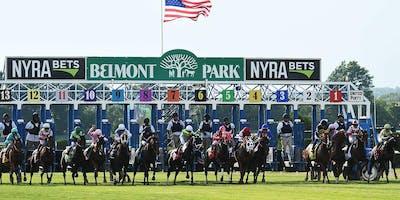 Live Racing at Belmont Park