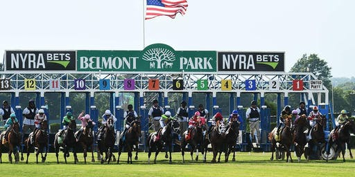 Live Racing at Belmont Park