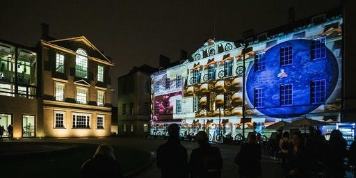 "Humanities Light Night!  - ""Oxford Research Unwrapped"""