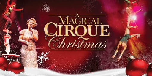 """A Magical Cirque Christmas"""