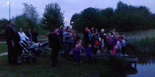 Family Bat Walk - Manor Fields Park