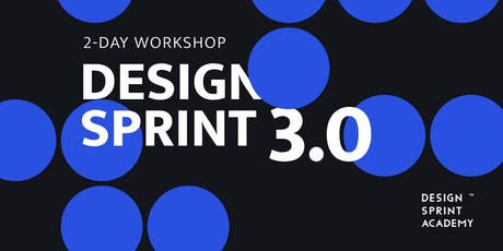 Design Sprint 3.0 - San Francisco tickets