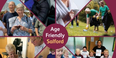 Age Proud -A  celebration of  Older People in Salford through arts and cult