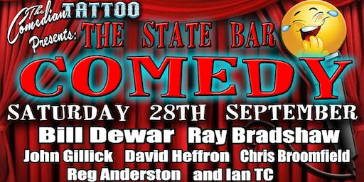 The State Bar Comedy