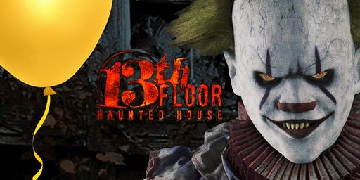 13th Floor Haunted House Columbus