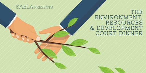 The Environment, Resources & Development Court Dinner