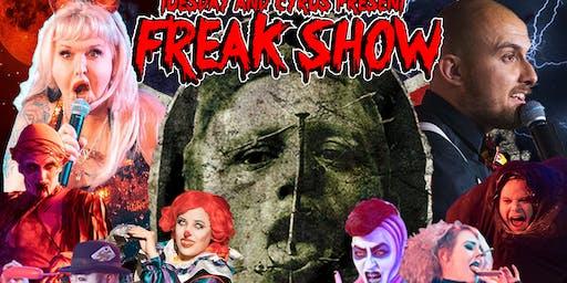 """""""Freak Show-FREAKIN Tulare"""""""