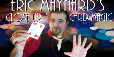 Eric Maynard's Comedy Close Up Card Magic