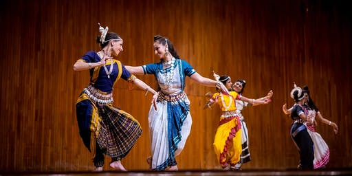 Celebrate! with Triveni Dance Ensemble — Faces of the Divine