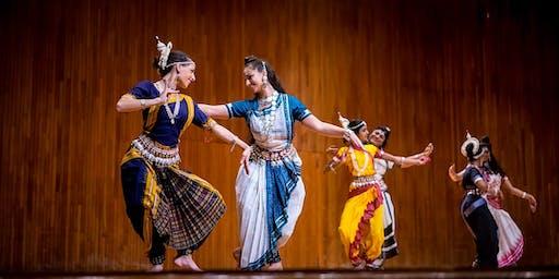 Celebrate! with Triveni Dance Ensemble — Faces of the Divine