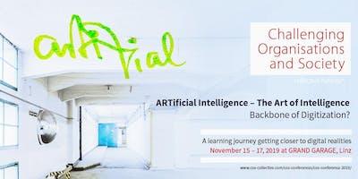 ARTificial Intelligence: The Art of Intelligence-Backbone of Digitization?