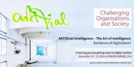 ARTificial Intelligence: The Art of Intelligence-Backbone of Digitization? Tickets