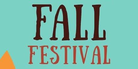 Fall Festival 2019 tickets